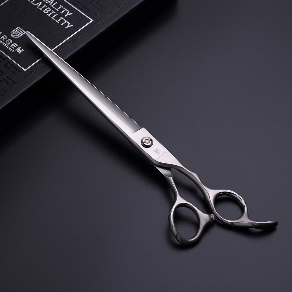 8.0 inch high cutting performance big size dog scissors