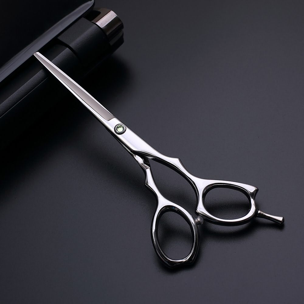Slim blade 5.5 inch hairdressing scissors for hairdressers